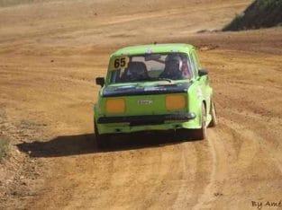 Simca 1000 rallye 2 Autocross