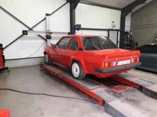Opel ascona b 2l ( rallye )