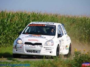 Toyota Yaris Maxi Rallye
