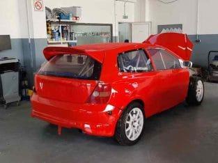 Civic F2000