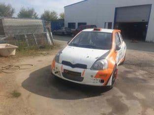 Toyota Yaris f2000/13