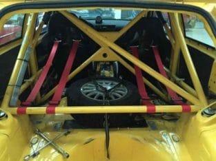 FIAT Stilo ABARTH ex-works – Sequential 220hp