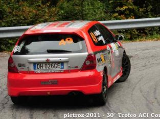 Honda Civic Type R Gr A Racing start +