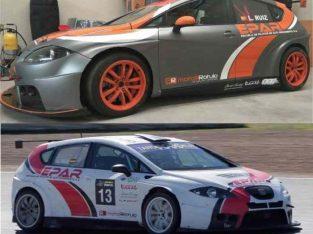 2 Seat Leon Supercopa MK2 + Nombreuses pièces dét