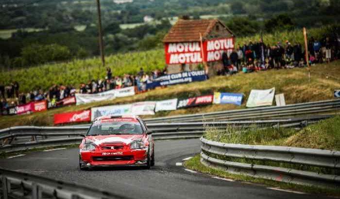 Honda Civic EK top F2000 papiers Belge et Françai