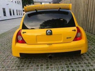 Renault Clio Maxi 2000