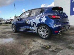 Lezeau Compétition vend CLIO R3T
