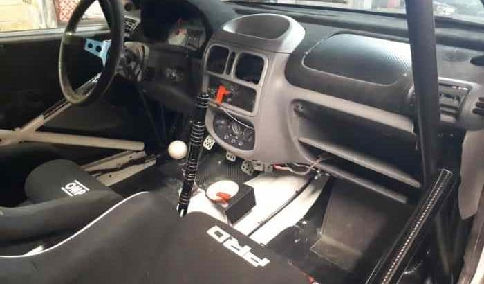 Clio RS A7 matter crabots
