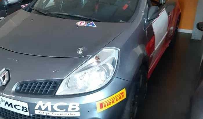 Mcb Rallye Competition vend Clio R3 Max