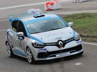 Renault clio 4 cup