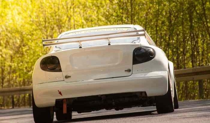 Renault Megane F2000 Hillclimb