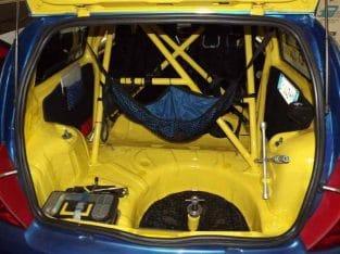 Renault Clio ph.2 gr.N *** à peu près parfait ***