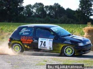 Vend Renault clio 16 S