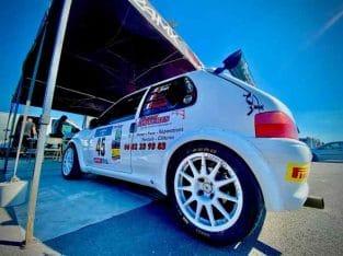 Peugeot 106 TOP F2000/13 Reprise N3/A7