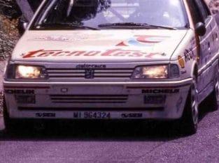 Peugeot 405 mi16 usine