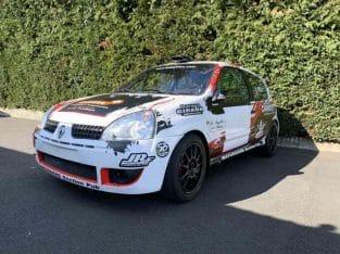 Clio 2 Ragnotti F2000/14