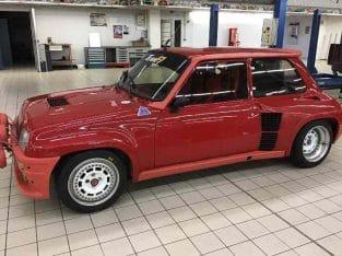 Vend Train Avant Complet Renault 5 Turbo – Tour d