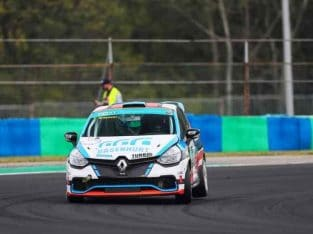 Renault Clio 4 Cup X98 FT3
