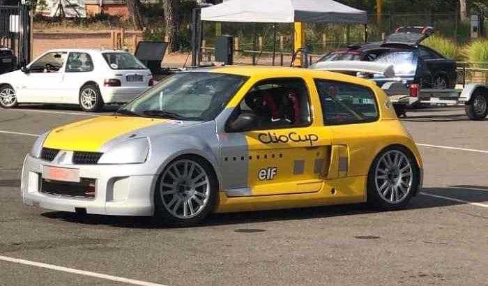 Clio V6 Trophy EVO Phase 2