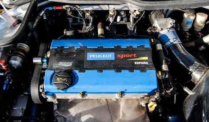 Peugeot 206 S1600 evo 3