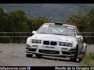 BMW Compact Full DELAGE Seulement 3 rallyes depui