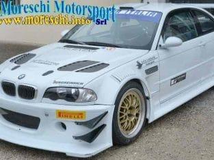 BMW M3 csl E46 GTR