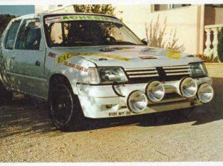 205 GTI F2000 14