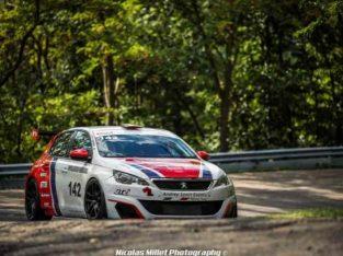 Peugeot 308 Racing Cup full evo