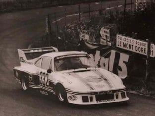 Vends Porsche 935 silhouette