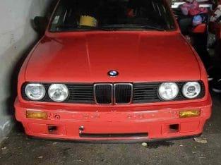 Lot BMW
