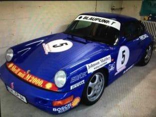 Collection Cup Porsche 1986-1990