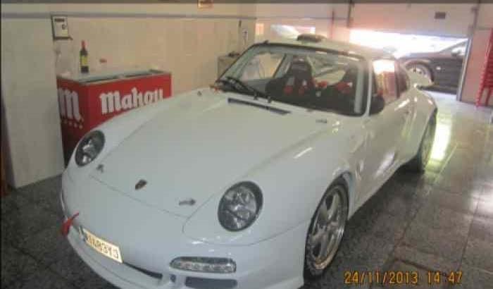 Porsche 911 (993) Rallyes asfalto