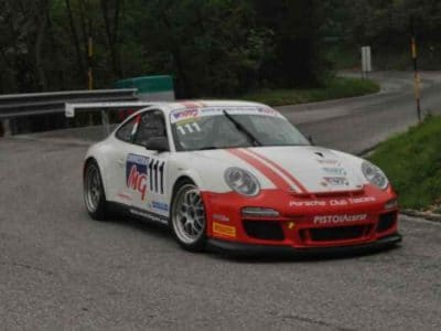 PORSCHE 997 GT3 Cup Upgrade 2012 Mk2 Paddle Shift