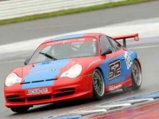 PORSCHE 996 CUP 2002