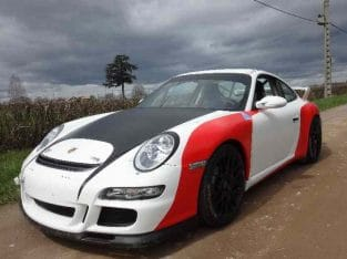 PORSCHE GT3 rally GT10 de série