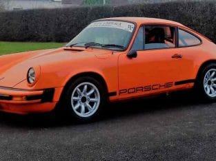 Porsche 911 GROUPE 4 PTH FIA.