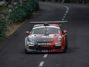 PORSCHE 991 GT3 Cup Rally