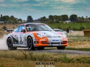 Porsche 911 GT3 RS rallye GT10
